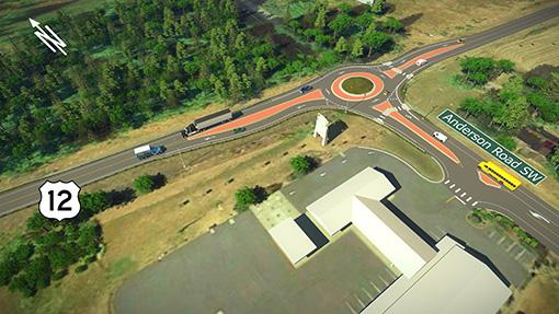 Roundabout update