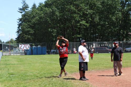 2019 Chehalis Tribal Days - Co-ed Softball