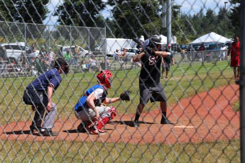 2019 Chehalis Tribal Days - Tribal Days heated up for Championship-Monday