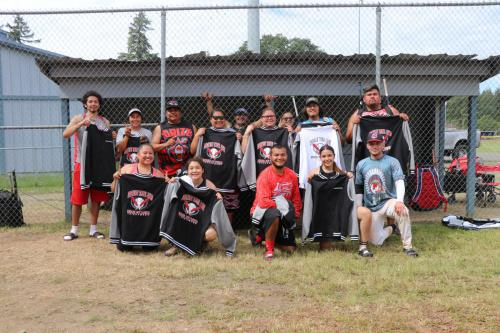 "2019 Chehalis Tribal Days - Co-ed Champs ""Native by Nature"""